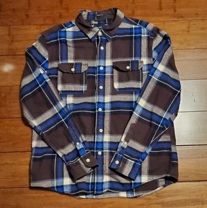 American Eagle Men's Flannel Shirt